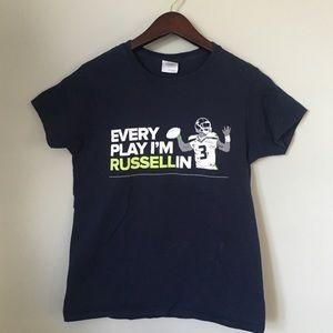 Russell Wilson t-shirt